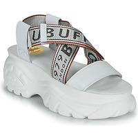 Sapatos Mulher Sandálias Buffalo 1501025 Branco