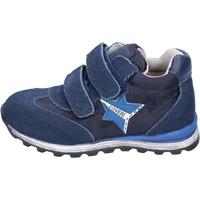Sapatos Rapaz Sapatilhas Enrico Coveri BR254 Azul