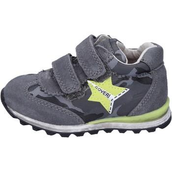 Sapatos Rapaz Sapatilhas Enrico Coveri BR256 Cinza
