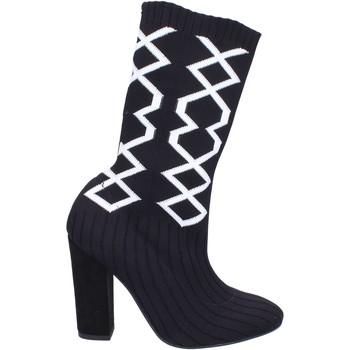 Sapatos Mulher Botas Nacree BR272 Preto
