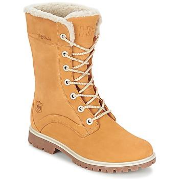 Sapatos Mulher Botas de neve Helly Hansen OTHILIA Camel