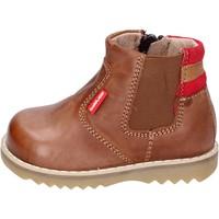 Sapatos Rapaz Botas baixas Balducci Botins BR293 Castanho