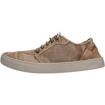 Sapatos Homem Sapatilhas Natural World - Sneaker beige 6602E-621 BEIGE