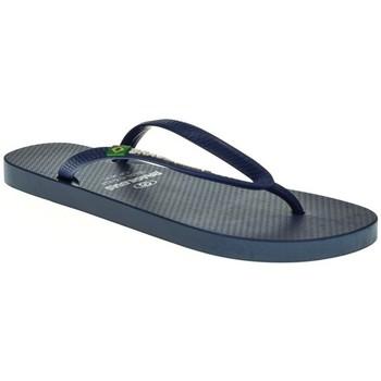 Sapatos Mulher Chinelos Brasileras CLASSIC Azul