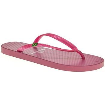 Sapatos Mulher Chinelos Brasileras PEARL rosa
