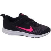 Sapatos Rapariga Sapatilhas Nike Downshifter 9 Psv Preto