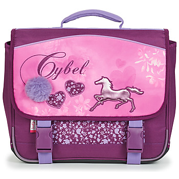 Malas Rapariga Pasta Back To School CYBEL CARTABLE 38 CM Rosa