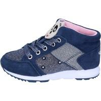 Sapatos Rapariga Sapatilhas de cano-alto Lelli Kelly BR330 Azul