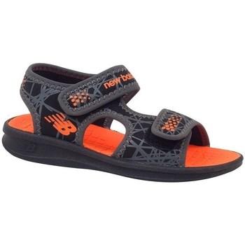 Sapatos Rapaz Sandálias New Balance 2031 Preto,Cinzento,Cor de laranja