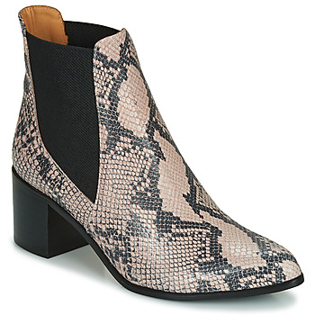 Sapatos Mulher Botins Emma Go GUNNAR Bege
