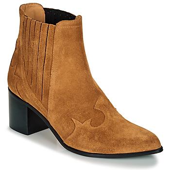 Sapatos Mulher Botins Emma Go BROOKLYN Conhaque
