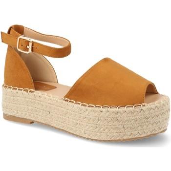 Sapatos Mulher Alpargatas Laik JS929 Camel