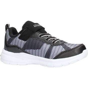 Sapatos Rapaz Sapatilhas Skechers - Lava wave nero 90553N BKSL NERO