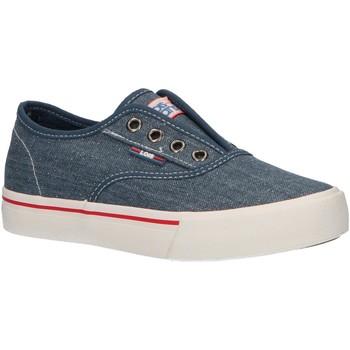 Sapatos Criança Sapatilhas Lois 60103 252 JEANS Azul