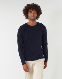 Textil Homem camisolas Tom Tailor FLORET Marinho