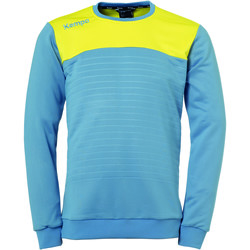 Textil Sweats Kempa Sweatshirt  Emotion 2.0 bleu/jaune