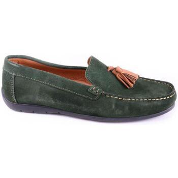 Sapatos Homem Mocassins Keelan 58846 GREEN