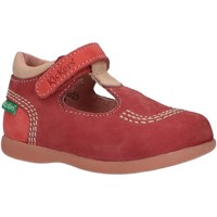 Sapatos Rapariga Sapatos & Richelieu Kickers 413124-10 BABYFRESH Rojo