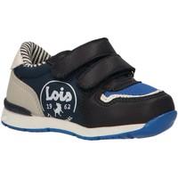 Sapatos Rapaz Multi-desportos Lois Jeans 46016 Marrón