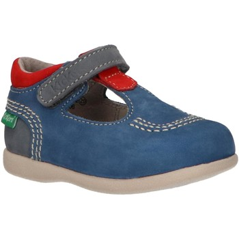 Sapatos Rapaz Sapatos & Richelieu Kickers 413124-10 BABYFRESH Azul