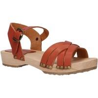 Sapatos Rapariga Sandálias Kickers 703580-30 SOLAR Marr?n