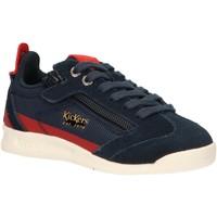 Sapatos Rapaz Multi-desportos Kickers 686040-30 KICK 18 CDT Azul