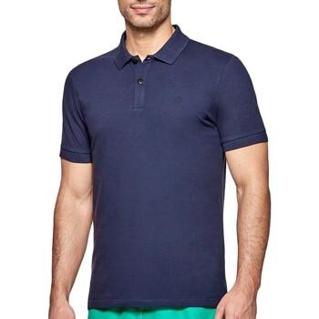 Textil Homem Polos mangas curta Impetus 7305G05 E97 Azul