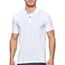 Textil Homem Polos mangas curta Impetus 7305G05 001 Branco