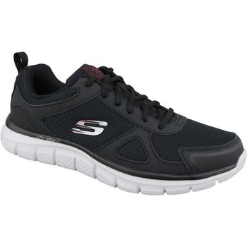 Sapatos Homem Sapatilhas de corrida Skechers Track-Scloric 52631-BKRD