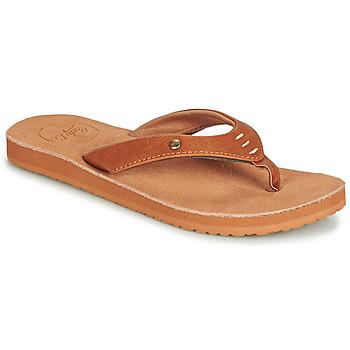 Sapatos Mulher Chinelos Cool shoe COASTAL Conhaque