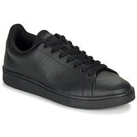 Sapatos Homem Sapatilhas adidas Originals ADVANTAGE BASE Preto