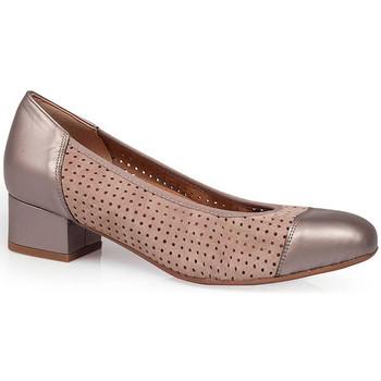 Sapatos Mulher Escarpim Calzamedi CALÇAMEDI BEIGE