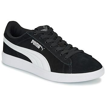 Sapatos Mulher Sapatilhas Puma VIKKY Preto