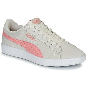 Sapatos Mulher Sapatilhas Puma VIKKY Bege