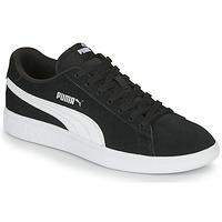 Sapatos Homem Sapatilhas Puma SMASH Preto