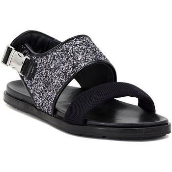 Sapatos Mulher Sandálias Carmens Padova GLITTER FUMO Multicolore