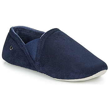 Sapatos Rapaz Chinelos Isotoner 99520 Marinho