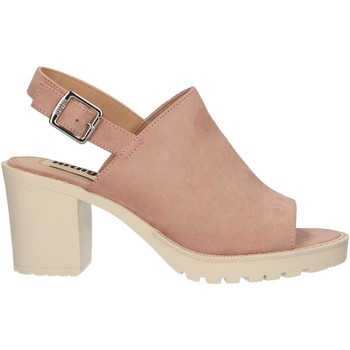 Sapatos Mulher Chinelos MTNG 51095 Beige