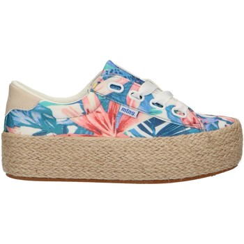 Sapatos Mulher Alpargatas MTNG 69476 Azul