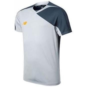 Textil Homem T-shirts e Pólos New Balance WSTM500SVM grey