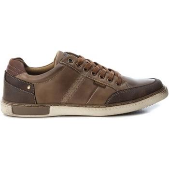 Sapatos Homem Sapatilhas Refresh 64502 MARRON CLARO Marrón claro