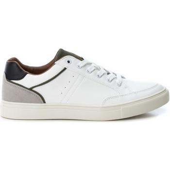 Sapatos Homem Sapatilhas Xti 34136 COMBINADO BLANCO Blanco