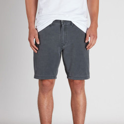 Textil Homem Shorts / Bermudas Volcom Frickin Snt Faded Gunmetal Grey