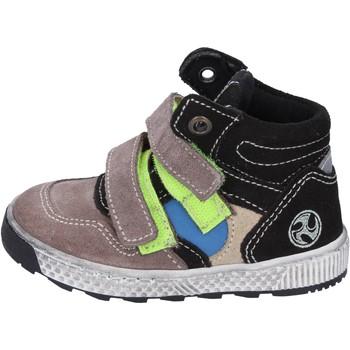 Sapatos Rapaz Botas baixas Mkids BR433 Bege