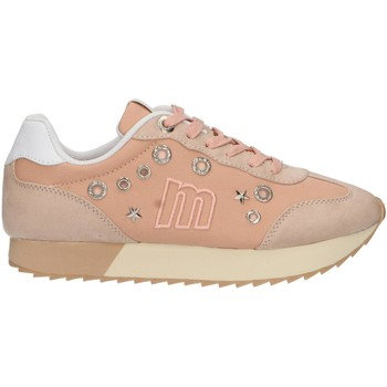 Sapatos Mulher Multi-desportos MTNG 69491 Beige