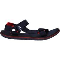 Sapatos Homem Sandálias MTNG 84271 Negro