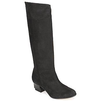 Sapatos Mulher Botas Karine Arabian GALAXY Preto