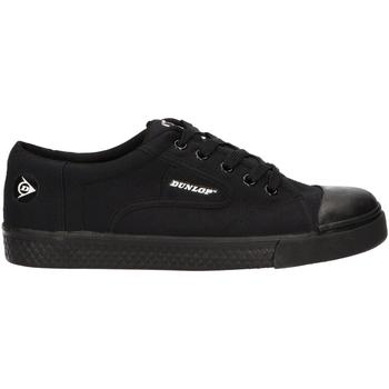 Sapatos Homem Sapatilhas Dunlop 35000 Negro