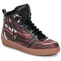 Sapatos Homem Sapatilhas de cano-alto Roberto Cavalli