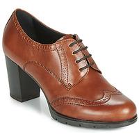 Sapatos Mulher Sapatos André MAESTRO Conhaque